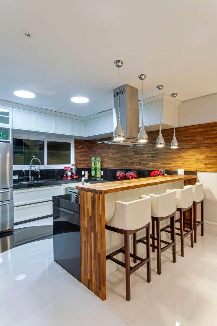 Cozinha Americana Vantagens X Desvantagens Projeto Noivinha Por